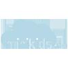 Logo Minikids nettbutikk med kjente merkevarer innen interiør og leker som inspirerer barn og voksne