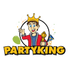 Logo Partyking nettbutikk gaver