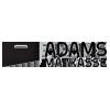 Logo Adams matkasse består av sunn og næringsrik levert rett hjem på døren.