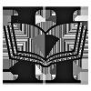 Logo Haugenbok er Norges raskeste bokhandel på nett som ble etablert i 1998