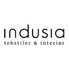 Logo Indusia er en nettbutikk som selger spennende interiør til soverommet som pynteputer, sengetepper, puter & dyner, sengesett og håndduker