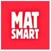 Logo MatSmart nettbutikken som selger billig mat på nettet og reduser matavfallet