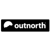 Logo Outnorth nettbutikk som selger skandinavisk turutstyr fra leverandører som Bergans, Norrøna, Hilleberg, The North Face, Fjällräven, Haglöfs og Didriksons