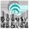 Logo Beauty Heaven nettbutikk som selger hudpleieprodukter, sminke, makeup, hårpleieprodukter, kroppspleieprodukter og barberings- og ansiktsprodukter til menn
