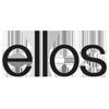 Logo Ellos en ledende e-handelsaktør i Norge som selger elektronikk, datamaskiner & nettbrett, mobiltelefoner & smarttelefoner, lyd & bildeprodukter, foto & videoprodukter, støvsugere, symaskiner samt hjemmeelektronikk på nett