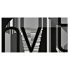 Logo Hviit nettbutikk som selger møbler og interiør med Nordisk Design