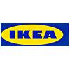 Logo IKEA nettvarehuset som selger møbler, oppbevaring og interiørartikler