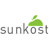 Logo Sunkost er nettbutikken som fører et bredt utvalg produkter innen kategorier som kosttilskudd, naturlig hudpleie, trening, mat og drikke