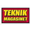 Logo Teknikmagasinet nettbutikk som selger leker til barn og radiostyrte leker til de litt større barna.