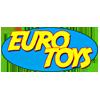 Logo Eurotoys skandinavisk nettbutikk som selger et stort utvalg leker