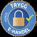 Sertifiseringssymbol for Trygg E-handel
