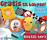 Godboken 0 pluss velkomstpakke babypakker