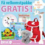 Logo Barnas egen bokverden Babypakker