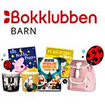 Velkomstpakke Bokklubben barn