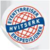 Logo Hvitserk reiseoperatør som tilbyr Eventyrreiser og ekspedisjoner