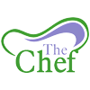 Logo The Chef nettbutikk som selger kjøkkenutstyr