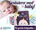 Velkomstpakke Goboken Gravid Babypakker