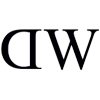 Logo Daniel Wellington Nettbutikk som selger Klokker