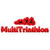 Logo Multitriathlon nettbutikk som selger sportsutstyr
