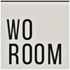 Logo WOROOM nettbutikk som selger Møbler